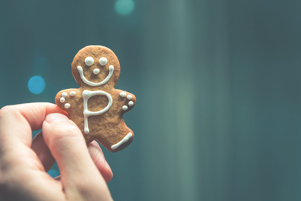 Focus on the positives, and stop the stress and self-negativity around holiday food.