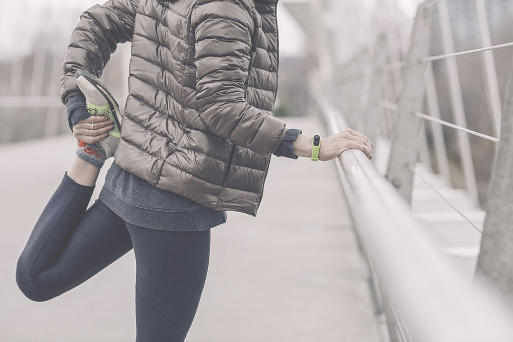 Exercise guilt is sacrificing your sanity for the sake of a workout.